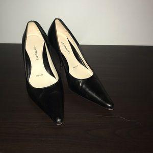 Vintage CLAUDIA Amalfi Italian Leather Heels